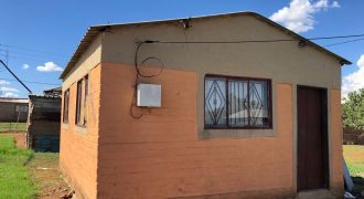 RDP House For Sale in Tshepiso Phase 3