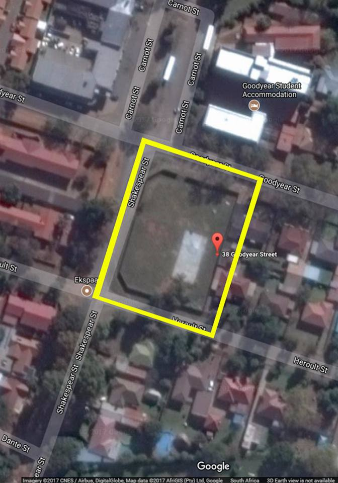 Land for sale in CW6 Vanderbijlpark